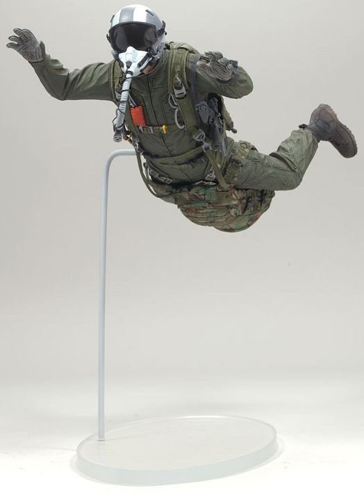McFarlane's Military Series 7 Air Force Halo Jumper