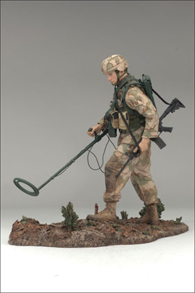 McFarlane's Military Action Figure - Series 4 Air Force Combat Engineer Action Figure